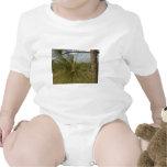 Pine Tree Baby Bodysuits
