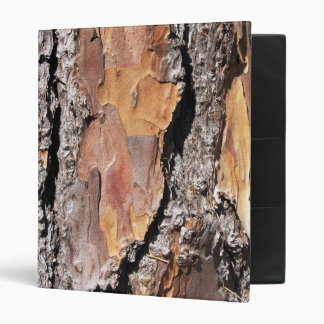 Pine Tree Bark Avery Binder