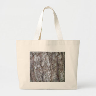 Pine Tree Bark Camo Natural Wood Camouflage Nature Tote Bags