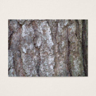 Pine Tree Bark Camo Natural Wood Camouflage Nature Business Card