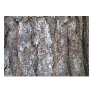 Pine Tree Bark Camo Natural Wood Camouflage Nature Large Business Card