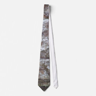 Pine Tree Bark Camo Natural Wood Camouflage Nature Neck Tie