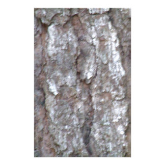 Pine Tree Bark Camo Natural Wood Camouflage Nature Stationery