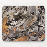 Pine Tree Bark Mouse Pad
