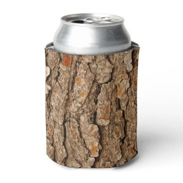 tianxinzheng Pine Tree Bark Texture Can Cooler