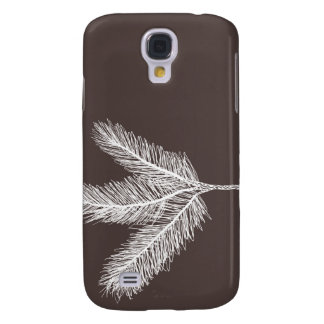 Pine Tree Bough - Customize State Samsung Galaxy S4 Cover