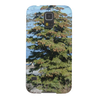Pine Tree Case For Galaxy S5