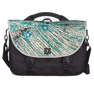 Pine tree cells micrograph bag for laptop