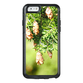 Pine Tree & Cones OtterBox iPhone 6/6s Case