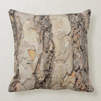 Pine tree cork pillow