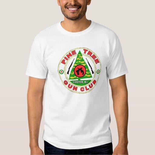 Pine Tree Gun Club T Shirt Zazzle