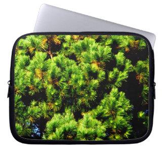 Pine Tree Laptop Computer Sleeve