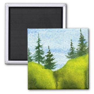 Pine Tree Magnet