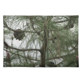 Pine Tree Place Mat