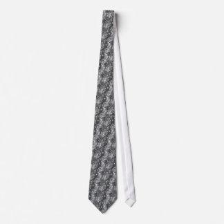 Pine Tree Silhouette Tie