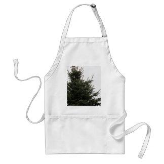 Pine Tree Top Adult Apron