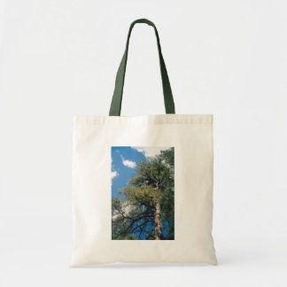 Pine Tree with Clouds Bags