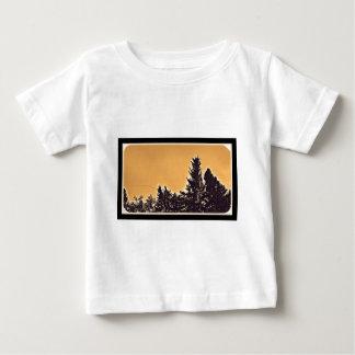 Pine Trees in Denver, CO Baby T-Shirt