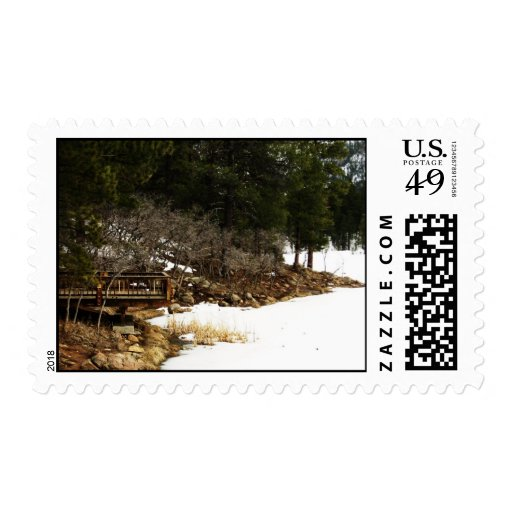 Pine Valley Postage Stamp