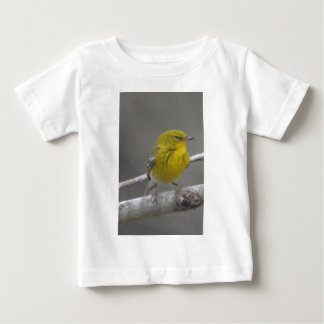 Pine Warbler Bird Nature Baby T-Shirt
