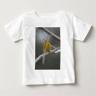 Pine Warbler Bird Nature I'm Hiding Baby T-Shirt