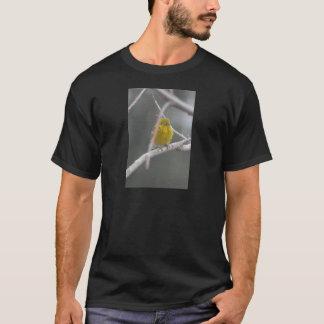 Pine Warbler Bird Nature Peek A Boo T-Shirt