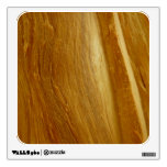 Pine Wood II Abstract Natural Tree Look Design Wall Sticker