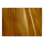 Pine Wood II Faux Wooden Texture Card
