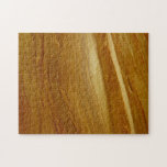Pine Wood II Faux Wooden Texture Jigsaw Puzzle