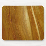 Pine Wood II Faux Wooden Texture Mouse Pad