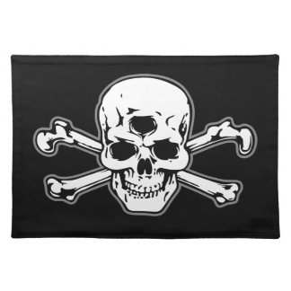 Pineal Pirate Cloth Placemat