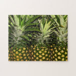 Pineapple Abstract Pattern Puzzle