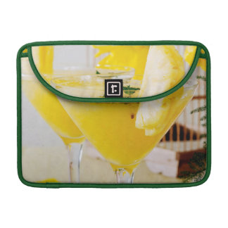 Pineapple and ginger Fresca cocktail MacBook Pro Sleeve