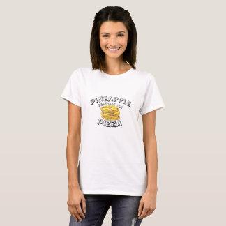 Pineapple belongs on Pizza Tshirt