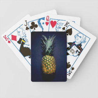 Pineapple Bicycle Playing Cards