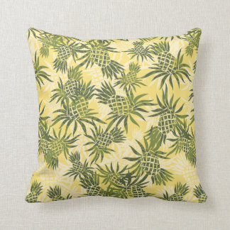 Pineapple Camo Hawaiian  Decorative Pillows
