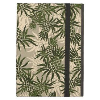 Pineapple Camo Hawaiian Powis iCase iPad Case