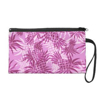 Pineapple Camo Hawaiian Tropical Beach Bag