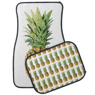 Pineapple Car Mats