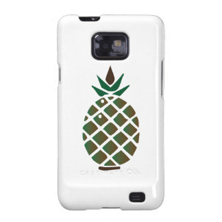 Pineapple Galaxy SII Cover
