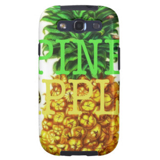 Pineapple Galaxy S3 Cover