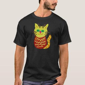 Pineapple Cat T-Shirt