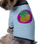 Pineapple Cocktail Doggie Tshirt