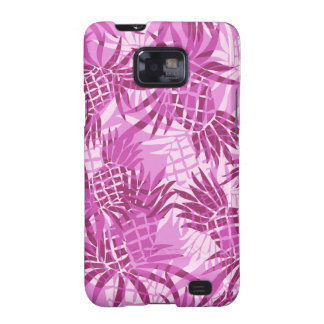 Pineapple Collage Hawaiian Cases Galaxy S2 Cover