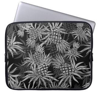 Pineapple Collage Hawaiian Neoprene Wetsuit Laptop Sleeves