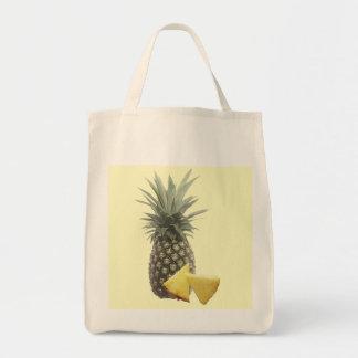 Pineapple design tote