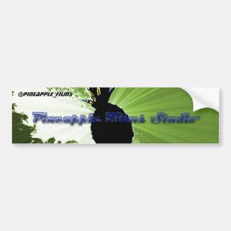 Pineapple Films Bumper Sticker