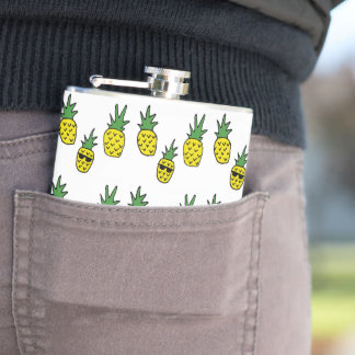 Pineapple Flask