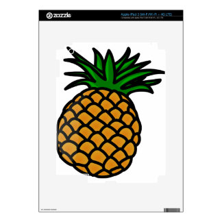 Pineapple Fruit iPad 3 Skin