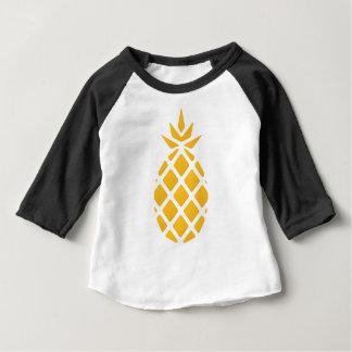 pineapple, fruit, logo, food, tropical, citrus, ye baby T-Shirt